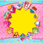 Marmita 500gr Kit Festa Shopkins