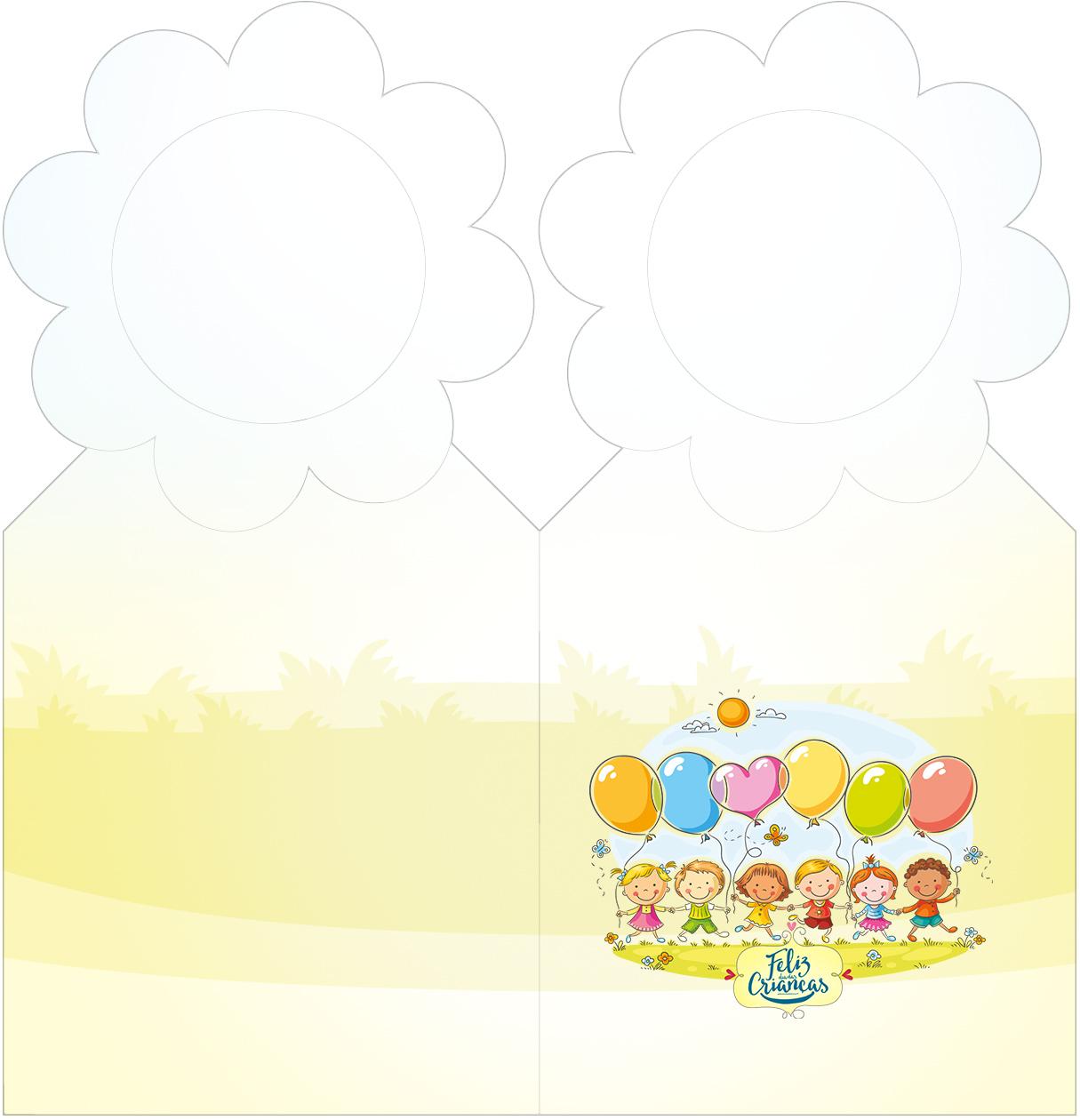 Marcador de pagina Kit Dia das Crianças