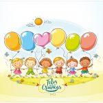 Marmita 500gr Kit Dia das Crianças