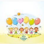 Marmitinha grande Kit Dia das Crianças