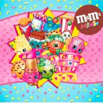 Mini M&M Shopkins