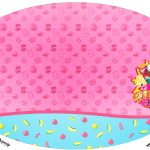 Placa Elipse Shopkins