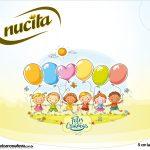 Rótulo Creminho Nucita Kit Dia das Crianças