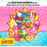 Rotulo mini baton garoto Shopkins