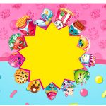 Rotulo Squezze Shopkins