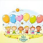Rótulo Tubetes Kit Festa Dia das Crianças