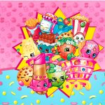 Rotulo Tubetes Shopkins