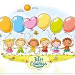 Rótulo para Squezze Kit Festa Dia das Crianças