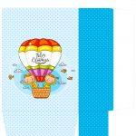 Sacolinha Surpresa Dia das Crianças Balão - parte 1