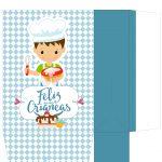 Sacolinha Surpresa Dia das Crianças Cozinheiro - parte 2
