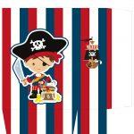Sacolinha Surpresa Dia das Crianças Pirata - parte 1