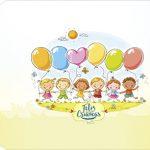 Tag Agradecimento Etiqueta Kit Festa Dia das Crianças