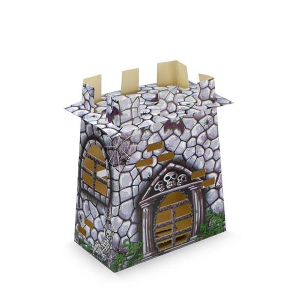 Caixa Surpresa Castelo Assombrado Festa Halooween
