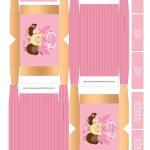 Caixa 4 Bis para Dia das Crianças Princesas