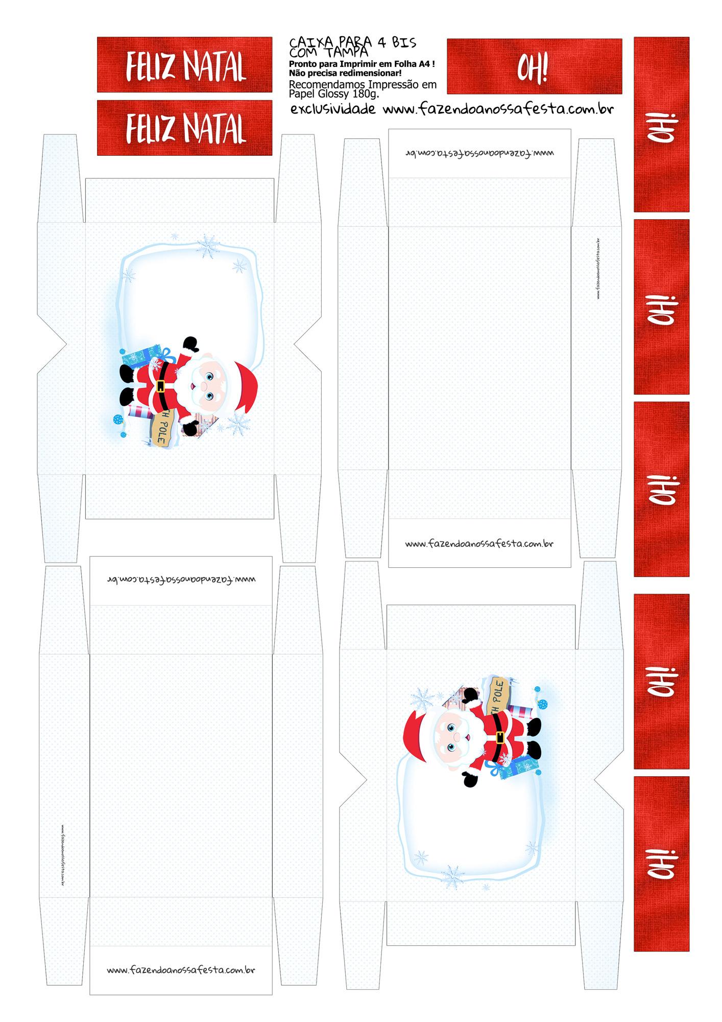 Caixa 4 Bis Especial Natal 11