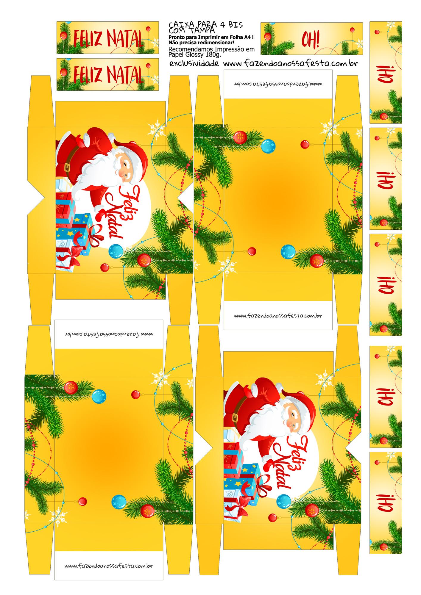 Caixa 4 Bis Especial Natal 9
