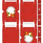 Caixa 4 Bis Especial Natal Rena