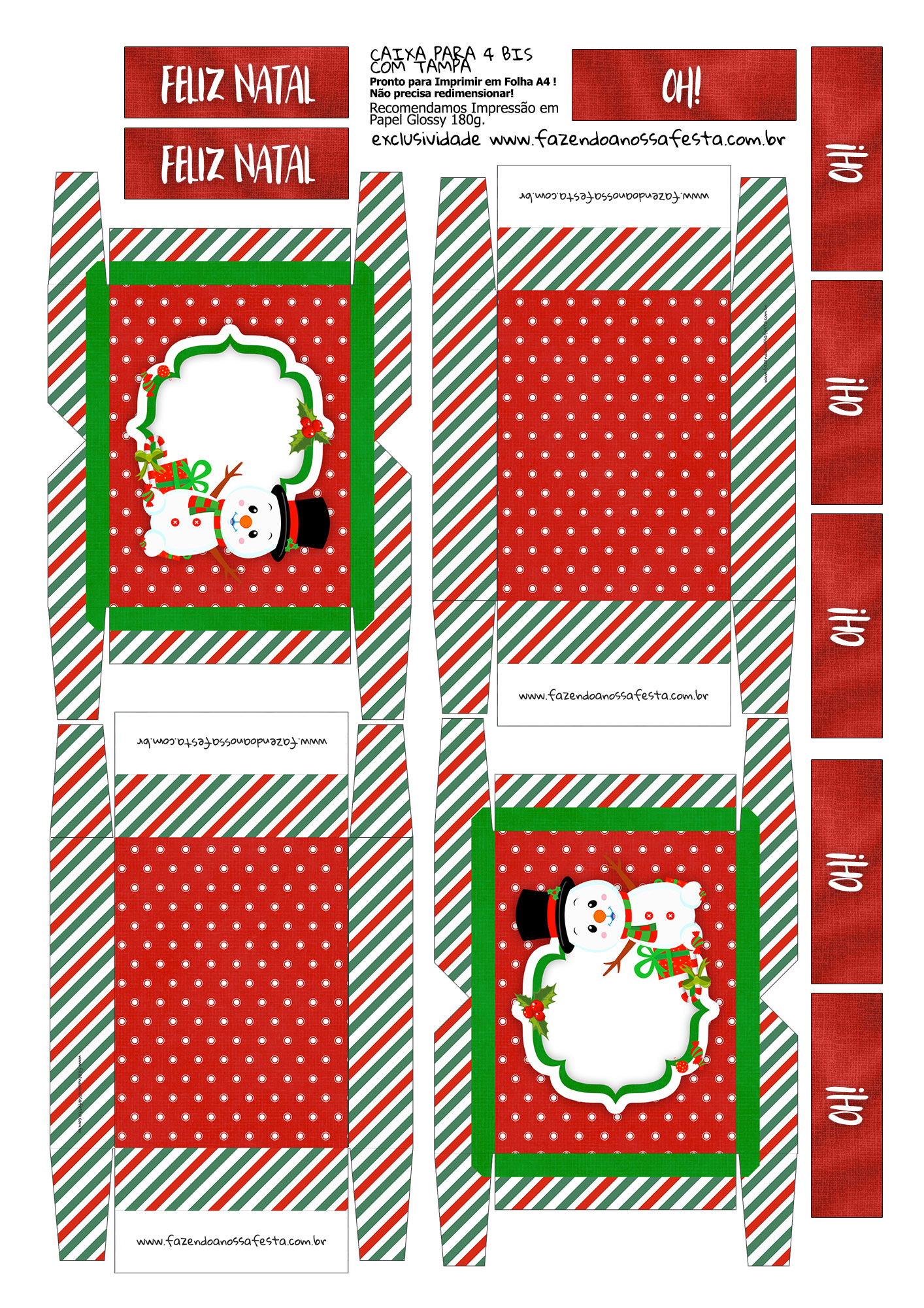 Caixa 4 Bis para Natal 7