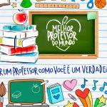 Cartão Prestígio para Dia do Professor 9