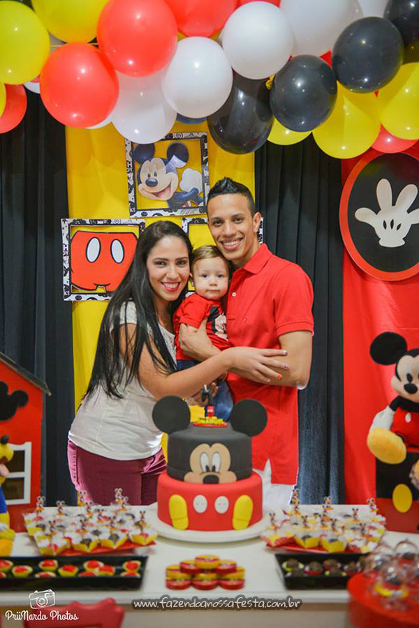 Festa Mickey do Emanuel 2