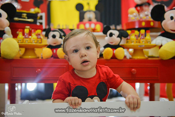 Festa Mickey do Emanuel 3
