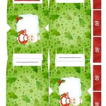 Lembrancinha para Natal Caixa 4 Bis 1