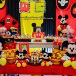 Festa Mickey do Emanuel Inspiração