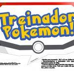 Plaquinhas Divertidas Pokémon Grátis para Imprimir 15