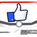 Plaquinhas Divertidas Pokémon Grátis para Imprimir 12