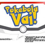 Plaquinhas Divertidas Pokémon Grátis para Imprimir 17