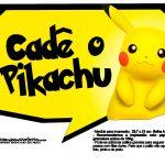 Plaquinhas Divertidas Pokémon Grátis para Imprimir 19