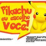 Plaquinhas Divertidas Pokémon Grátis para Imprimir 21