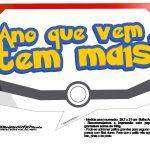 Plaquinhas Divertidas Pokémon Grátis para Imprimir 23
