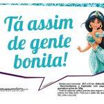 Plaquinhas Princesa Jasmine 2