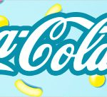 Rótulo Coca-cola Shopkins Azul