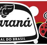 Rótulo guaraná Caçulinha Kit Festa Joaninha