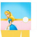 Sacolinha Surpresa Alice no País das Maravilhas Parte 2