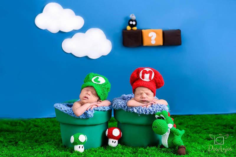 14 ideias incríveis de Ensaios Fotográficos para Bebês - By Dos Anjos Fotografia