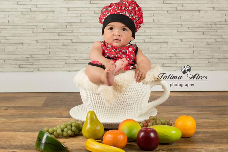 14 ideias incríveis de Ensaios Fotográficos para Bebês - By Fátima Alves Photography 2