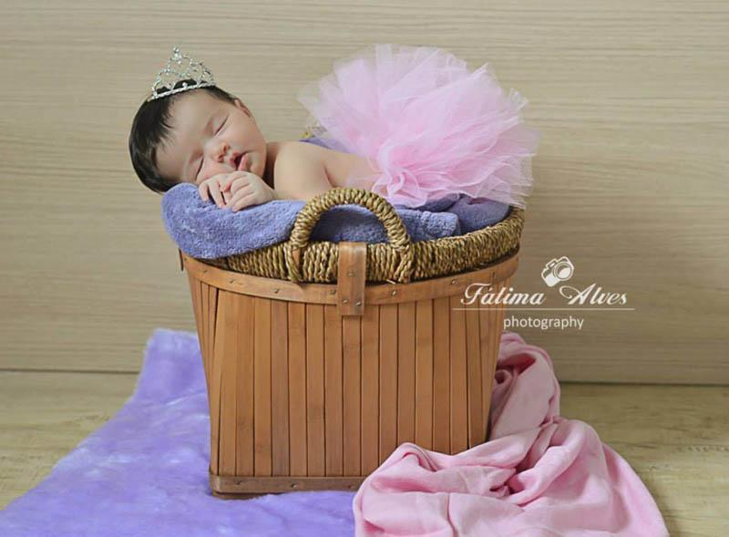 14 ideias incríveis de Ensaios Fotográficos para Bebês - By Fátima Alves Photography