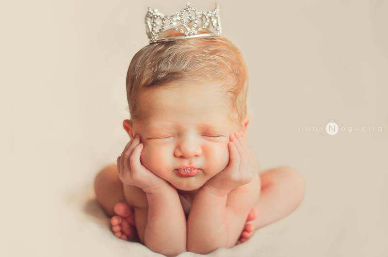 14 ideias incríveis de Ensaios Fotográficos para Bebês - By Lilian Nogueira Fotografia