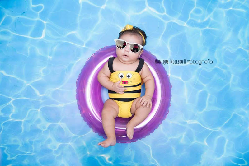 14 ideias incríveis de Ensaios Fotográficos para Bebês - By Monique Molledo Fotografia