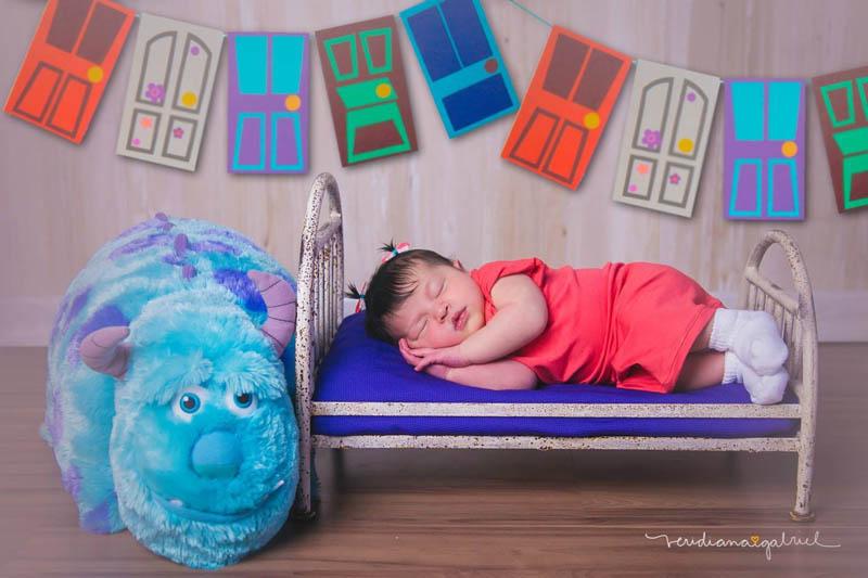 14 ideias incríveis de Ensaios Fotográficos para Bebês - By Veridiana Gabriel Fotografia - Bandeirolas @gisellebonardiatelie
