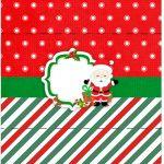 Bala Personalizada Natal Papai Noel