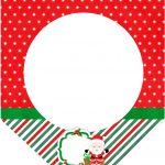 Bandeirinha Varalzinho 3 Kit Natal
