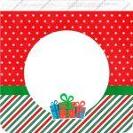 Bandeirinha Varalzinho Natal Papai Noel