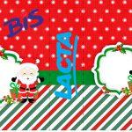 Bis Duplo Natal Papai Noel