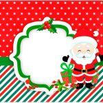 Cartão Natal Papai Noel