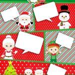 Convite Gibi para Natal 2