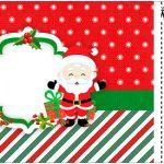 Convite Ingresso Natal Papai Noel